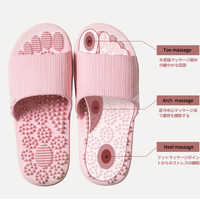 Non slip Women Massage Slippers Summer Fashion Indoor Outdoor Flip Flops Woman Shoes Beach Bathroom Slipper Men Slide
