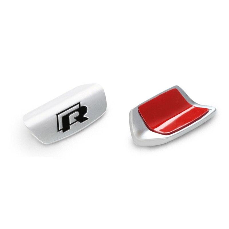 Image 4 - 自動車ステアリング装飾ビニール 3D R ラインエンブレム Rline バッジ R R ラインのロゴ車のステッカー自動車インテリアアクセサリー - AliExpress   グループ上の 自動車 &バイク からの 車のステッカー の中