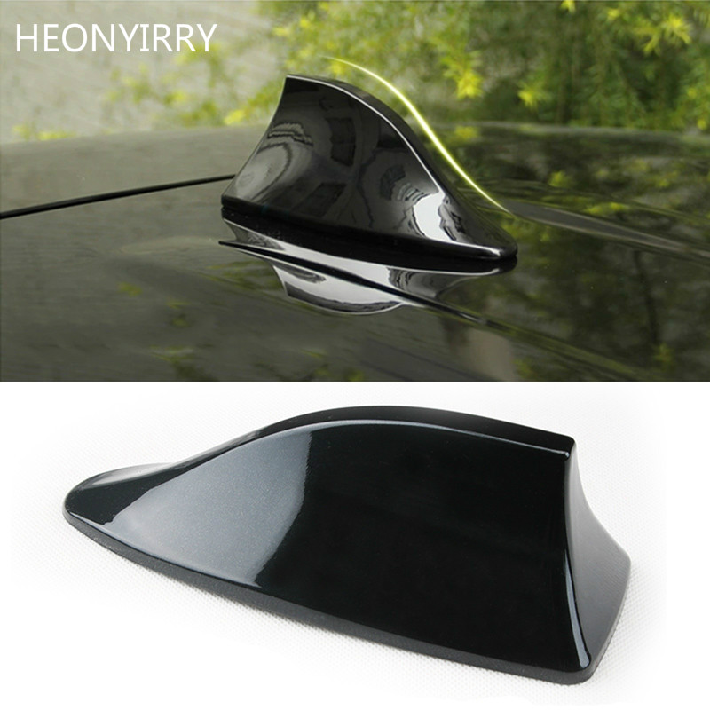Car Shark Fin Antenna Auto Radio Signal Aerials Roof Antennas For BMW/Toyota/Hyundai/VW/Kia/Nissan Car Styling