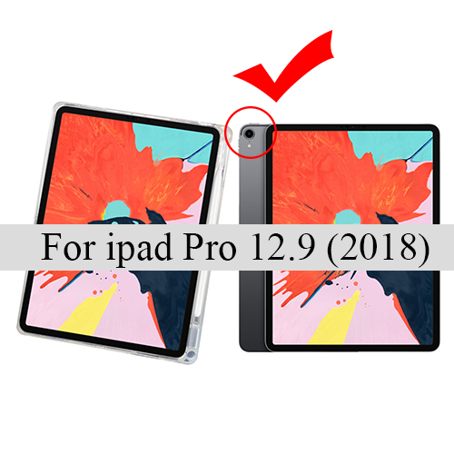 iPad Pro 12.9 2018 Other Silicone Case For iPad Pro 11 2021 A2459 A2031 Pro 12 9 2021 A2379 A2461 Capa