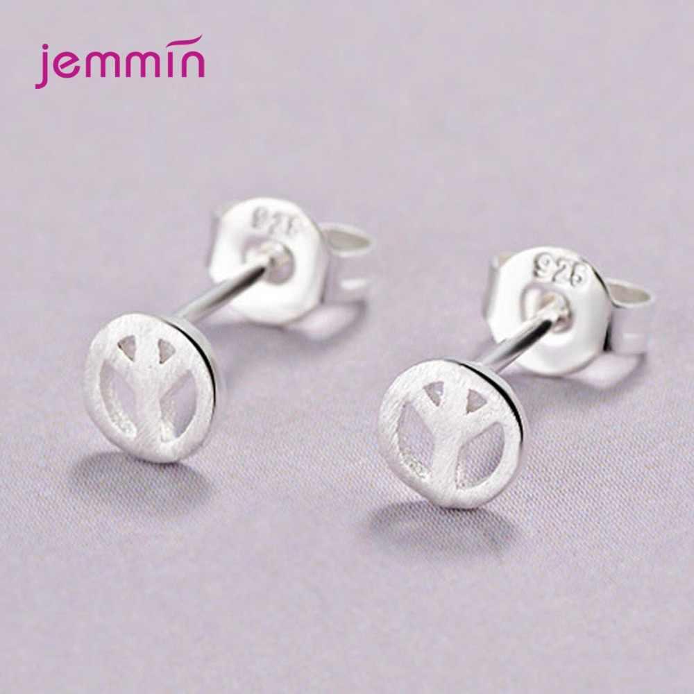 925 Sterling Silver Whale Kids Girls Women Stud Earrings Jewellery Gift