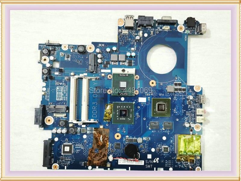 BA92-04930A GENEVA2 For Samsung NP-R710 R710 Laptop Motherboard Mainboard 9300M BA92-04959A BA41-00936A BA41-00930A PM45 DDR3