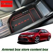 Подлокотник для автомобильной внутренней консоли коробка хранения