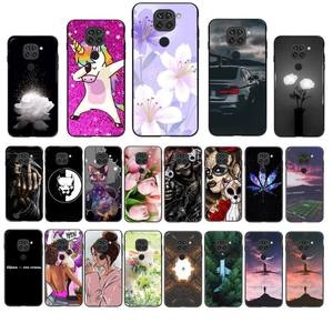 Phone Case Phone Case For Xiaomi Redmi Note 9 Case Soft Silicone TPU Back Cover for Xiaomi Redmi Note9 Case Coque