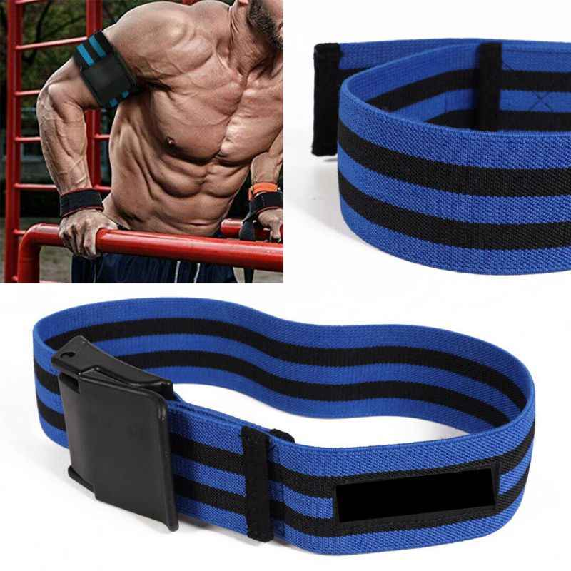 Professional BFR Bands Pro Blood Flow Restriction Occlusion Mascle Weightlifting Training Elastic Bandsa