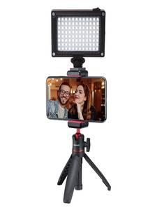 Ulanzi Video-Light Camera Hot-Shoe Smartphone Dslr Led Vlog 96