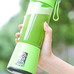Mini Portable Juice Cup Water Rechargeable Portable Electric Fruit Juicer Handheld Smoothie Maker Blender Stirring