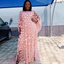 Африканские платья для женщин африканская одежда мусульманское длинное платье Высокое качество длина модное Африканское платье для леди