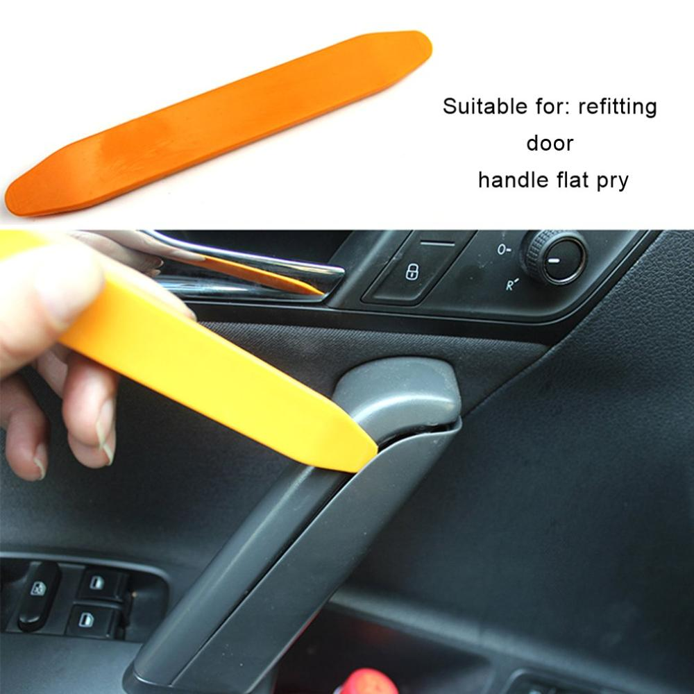 Car Disassembly Tool Audio Cd Interior Door Panel Removal Modified Rocker Tool Installation And Maintenance Tools 4 Sets