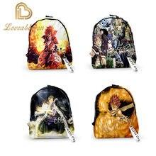 Рюкзак с 3D-принтом «Фея хвост» для мужчин и женщин, школьные ранцы унисекс, дорожные сумки для подростков, для мальчиков и девочек