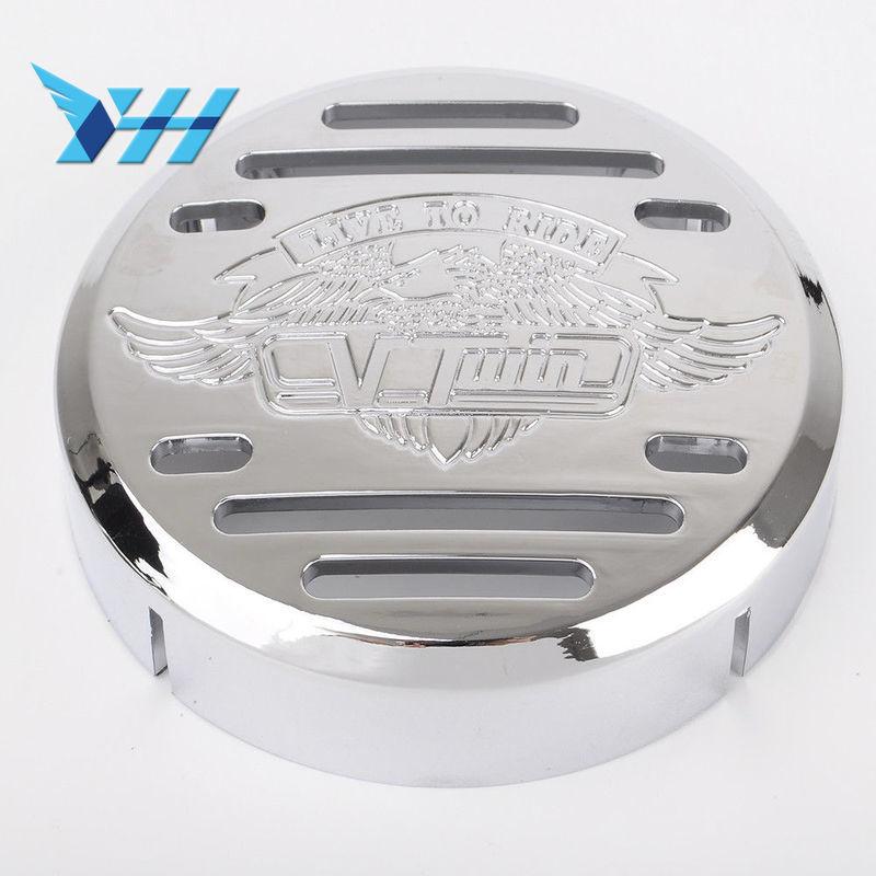 Chrome License Plate Screw Bolt For Yamaha V-Star 650 950 1100 1300 Classic