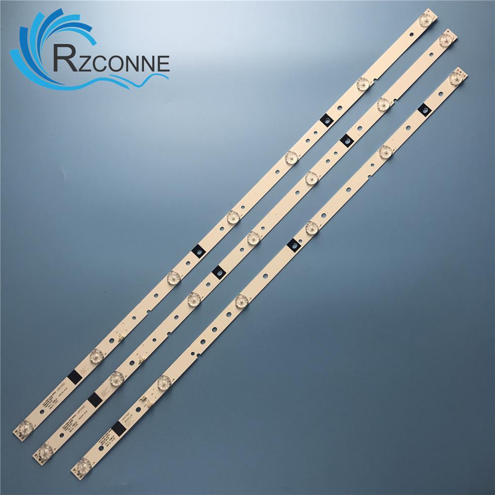 LED Backlight Strip Lamp For LED39C310A  JS-D-JP3910-071EC JS-D-JP3910-061EC E39DU1000 MCPCB