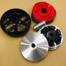 цена на Clutch set GTS125 2V 3V racing kit variator pads bell tuning upgrade transmission parts