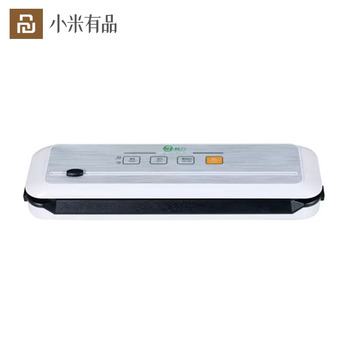 Youpin Electric Vacuum Sealer Packaging Machine Food Saver Bags Commercial Vacuum Food Sealing Packer 10pcs Bags Free Kitchen ms180 food vacuum sealer packaging machine including 10pcs bags kitchen vacuum food sealing machine food preservation packer