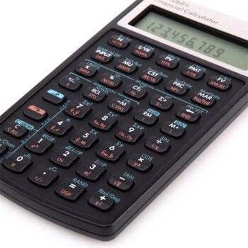 Hp 10BII + финансовый калькулятор 10 цифр Led Eletronicos калькуляторы Hp10b2 Hp10b Afp, Cfp специальный подлинный
