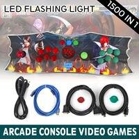 1500 In 1 Pandora Box 9S Arcade Console Double Stick 1500