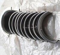 Venta Rodamiento principal original superior e inferior para Weifang 495D/ZD/P K4100D K4100ZD ZH/K4100D/ZD/P/C series piezas originales del motor diesel