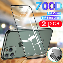 2Pcs full cover for iphone 11 pro max tempered glass phone screen protector for iphone 11 protective film on glass smartphone cheap ZLNHIV Front Film Apple iPhone iPhone11 Mirror Film for iphone phone screen protector for iphone protective glass for iphone tempered glass