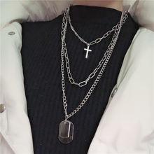 Квадратная металлическая подвеска в виде креста искусственное