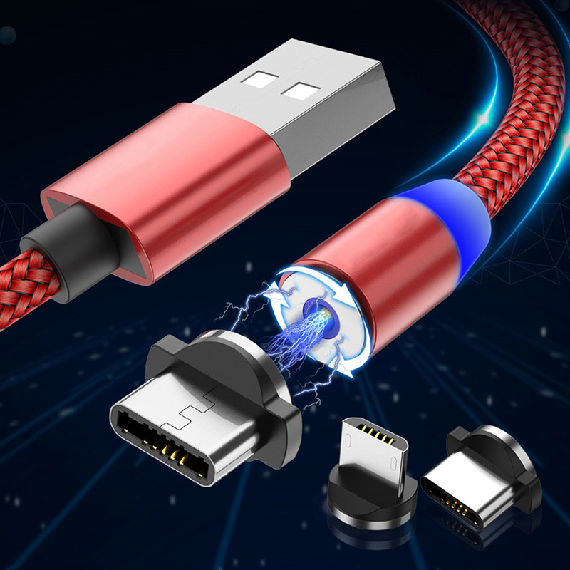Magnetic Charger Cable Fast Charging Micro USB Cable For BQ BQ-5521 BQ-5522 BQ-5525 BQ-5590 BQ-5700L BQS-5060 BQ-5071 BQ-5032(China)