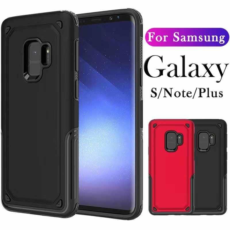 S9 plus واقية حقيبة لهاتف سامسونج غالاكسي Note9 حالات ملاحظة S 9 الهاتف غطاء Sansung 9s S9Plus للصدمات الوفير كوكه فوندا