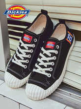 Original Dickies Summer Sneakers Canvas Shoes Fashion Flats Low-cut Lace-up Shoes Women Casual Sports Shoes For D181m50lxs17(China)