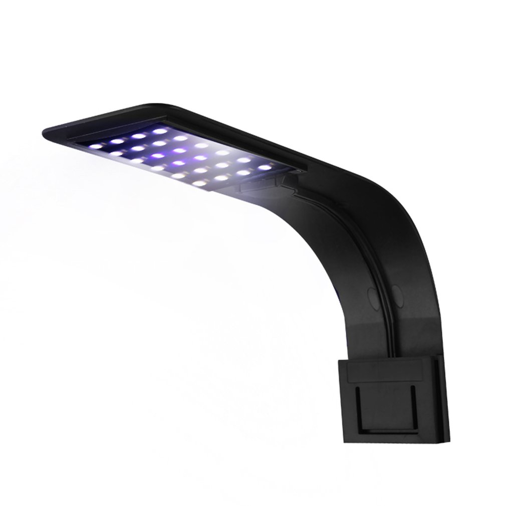 LED Light Energy-Saving Lamp Ultra Thin Aquarium Fish Tank High Power X5 High Brightness 5730  Decorative Light Spotlight