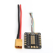 2020 New REV35 30A 2-6 s 4 In 1 3ESC Built-in Current Sensor for RC Racer racing FPV Drone Spare Parts KSX3847 racerstar shot30a esc 30a 30amp 3 6s 4 in 1 blheli s bb2 dshot600 integrated current voltage sensor for rc racing drone dron