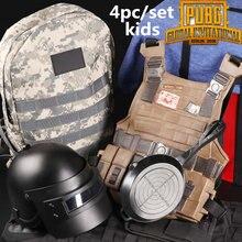 Детский рюкзак для игры pubg уровень 3 реквизит косплея пуленепробиваемый