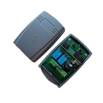 receiver Universal garage receiver 433.92mhz gate control 433mhz receiver for DOORHAN ALUTECH AT-4 MOTORLINE BENINCA remote receiver