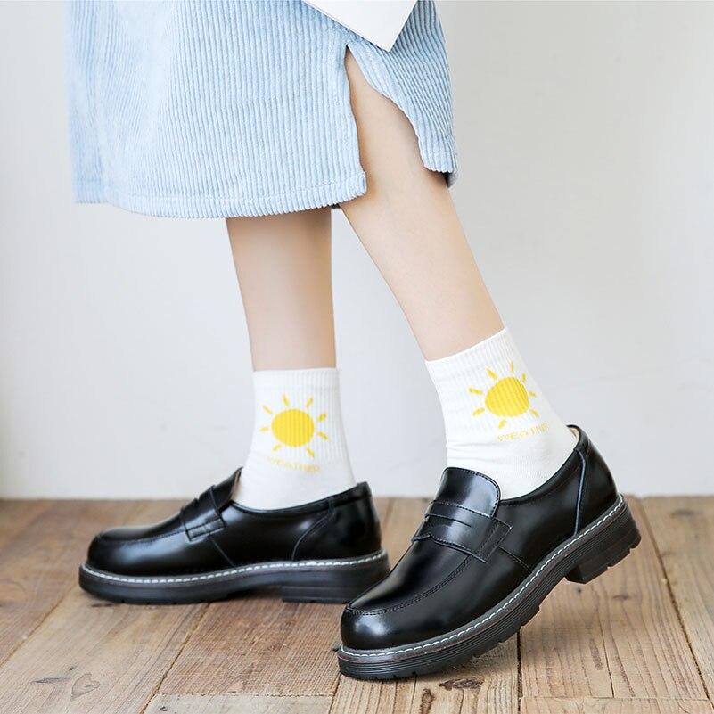 Women/'s Retro Lolita Bowknot Lace Up Shoes Round Toe Pu Leather Fashion Flat@US9