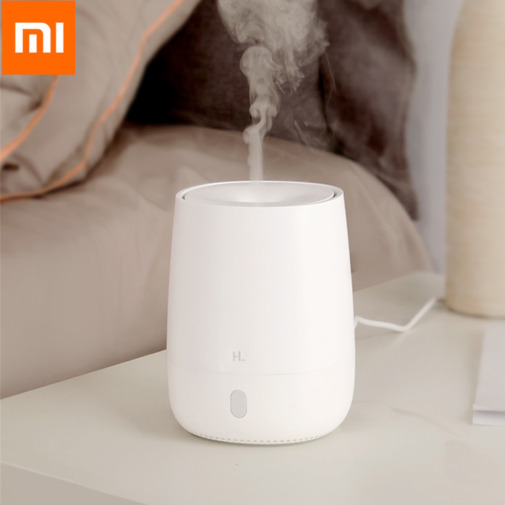 XIAOMI MIJIA HL Aromatherapy Diffuser Humidifier Air Dampener Aroma Diffuser Machine Essential Oil Ultrasonic Mist Maker Quiet 5