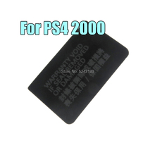 Konsol etiket etiket konut kabuk etiket etiket mühürler Playstation PS4 Dualshock 4 PS4 ince PS4 2000