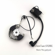 Ignition Coil Magnetic coil Stator Flywheel For KTM 50 SX 50cc Pro Senior Junior SR JR KTM50 2001-2008