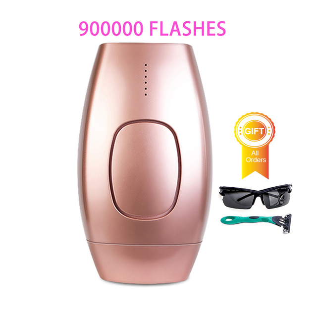 900000 flash permanent IPL epilator laser hair removal electric deplidor photo painless hair remover depiladora facial dropship