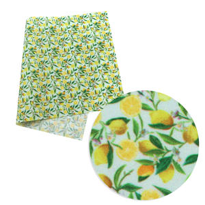 David-Accessories Cotton-Fabric Headwrap Sewing-Doll Floral Polyester for C10858 20--34cm