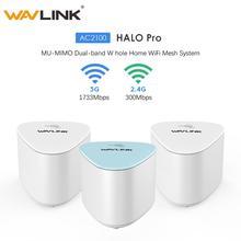 Enrutador Wifi inalámbrico Gigabit AC2100, sistema de malla, WiFi en casa, MU MIMO, repetidor wifi de doble banda, enrutador de malla de 2,4G y 5Ghz