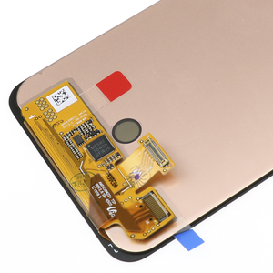 "Image 5 - 100% Super AMOLED 6.4 ""LCD Voor Samsung galaxy A50 2019 A505F/DS A505F A505FD A505A Touch Screen Digitizer vergadering met frame"