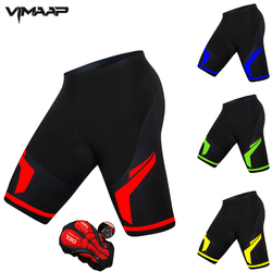 2021 Coolmax 5D Padded Cycling Shorts Shockproof MTB Bicycle Shorts Road Bike Shorts Ropa Ciclismo Tights For Man Women