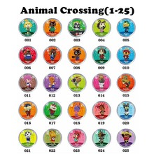 1шт% 2FLot Animal Crossinig Series 1% 28001-025% 29 Support Free To Choose Amiibo Card Selected Work for NS 3DS Switch 100% 25 Проверено