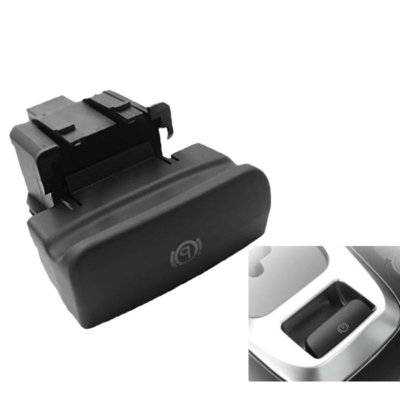 470706 Parking Brake Switch Electronic Handbrake Switch for Peugeot 5008 308 3008 CC SW DS5 DS6 607 Hand Brake     - title=