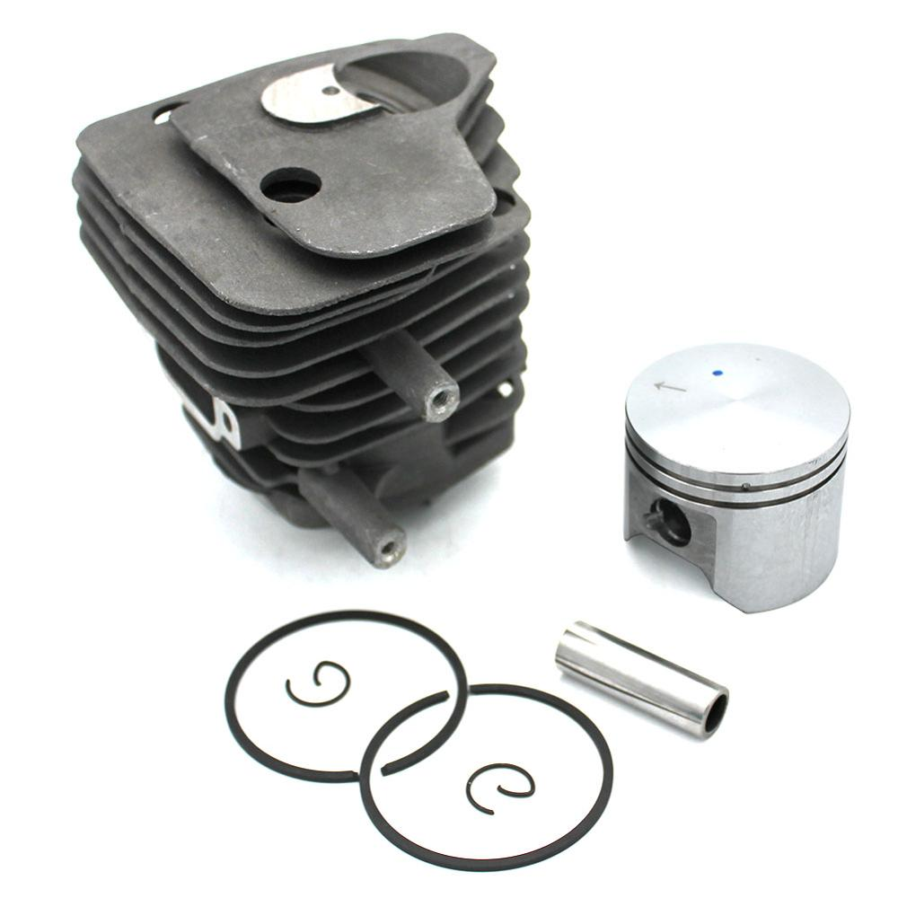Cylinder Piston For Partner K650 K650 Active K650 Active II K650 Active III K650 Mark II K650 Super K700 Active II S650 Super