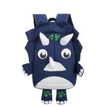 К 2020 году новых детей школьные сумки для мальчиков детский сад рюкзаки для девочек творческий животных сумка mochila infantil для