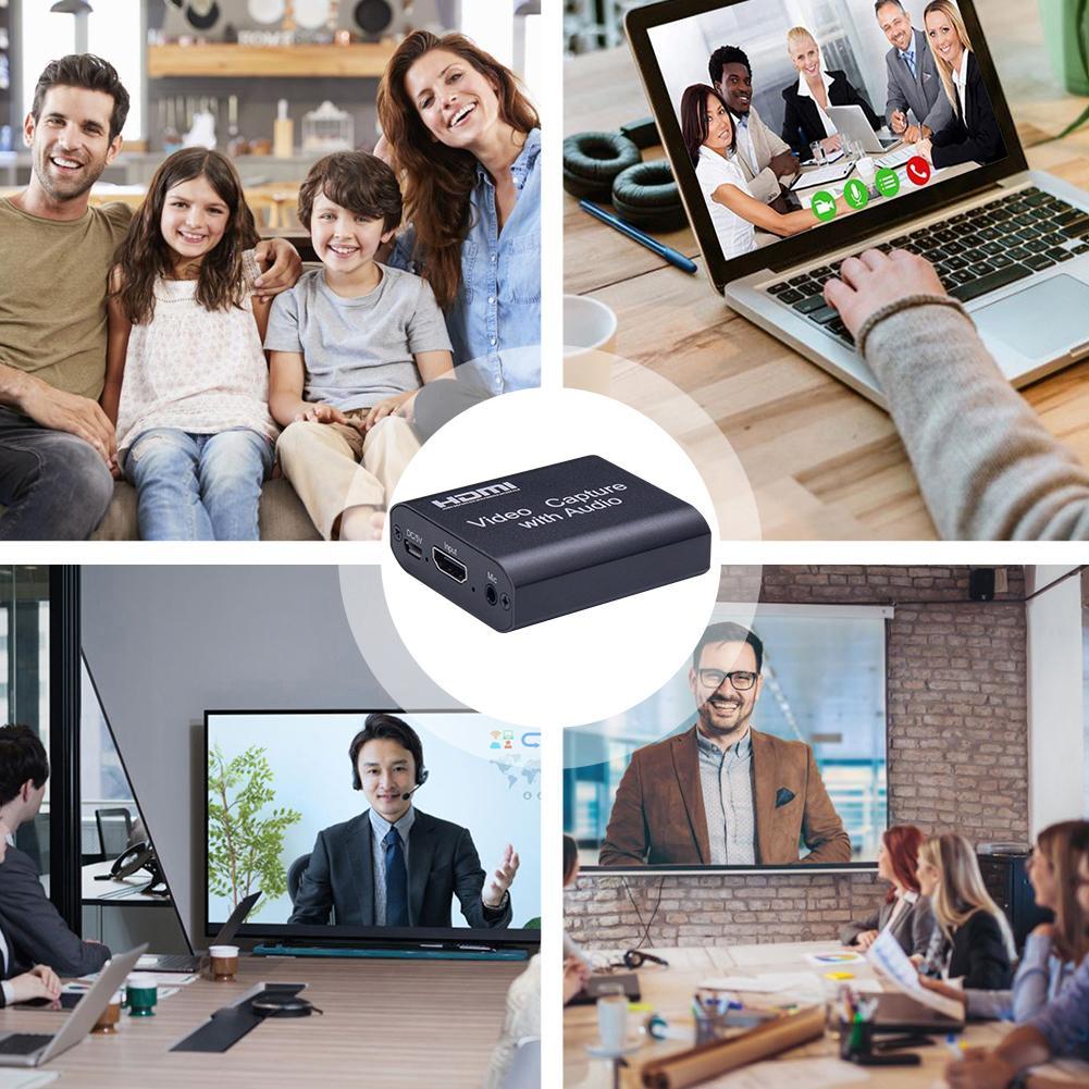 Купить 1080p 4k hdmi устройство для видеозахвата к usb 20 карта ключ