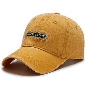 Новая бейсболка для мужчин и женщин, брендовая бейсболка, Женская винтажная шапка-бейсболка с надписью шапки с вышивкой, шапка для родителе...
