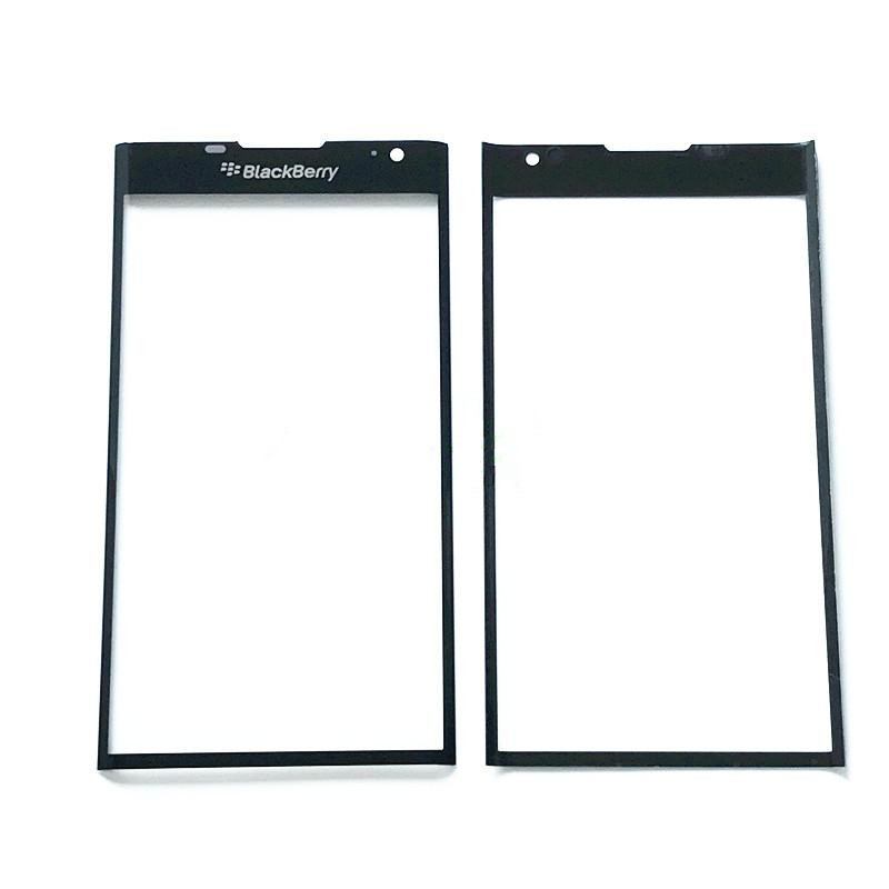 Outer Screen For BlackBerry Priv Front Touch Panel LCD Display Out Glass Cover Lens Phone Repair Replace Part