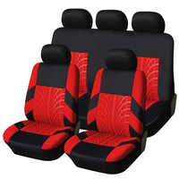 Housses de siège auto à broderie universelle pour Kia Forte Spectra Sportage Optima Opirus