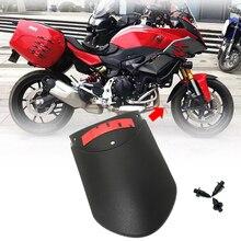 Para bmw f900xr s1000xr f 900xr s1000 xr s 1000xr 2020 2021 motocicleta frente paralama fender extensão extensor traseiro preto