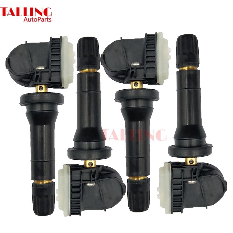 4pcs TPMS Tire Pressure Monitoring Sensor GMC Yukon Chevrolet 13598772 13581558