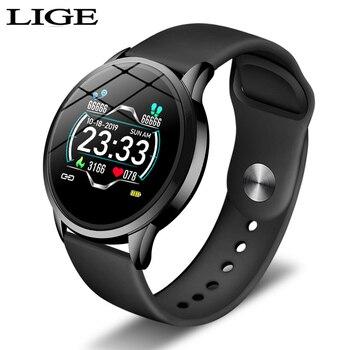 2020 New stainless steel Digital Watch Men Sport Watches Electronic LED Male Wrist Watch For Men Clock Waterproof Bluetooth Hour 8